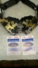 FORD FOCUS  MK 1     DOOR LATCHES  /  CATCHES  2001- 2003    Pre Owned  Tested I